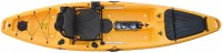 """קיאק Tsunami ממונע כולל תושבת מנוע קדמית ומנוע ג'ט טורבו יפני  3 כ""""ס"""