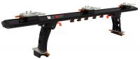 מערכת דייג מתקדמת הניתנת להזזה על מסילות מאלומיניום Uni-Bar Deluxe