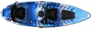 קייק זוגי מתקדם קצר לחתירה דיג וגלישת גלים Hunter2  המחיר כולל חבילת אבזור מפוארת