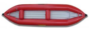 קיאק זוגי מתנפח באיכות גבוה לחתירה ודיג Sprinter 2  תוצרת גרמניה