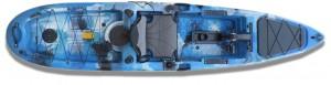 קיאק דיג מהיר הנעת פדלים ומדחף מדגם Pedal Drive Vortex