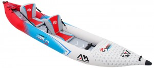 קיאק מתנפח מקצועי לזוג לחתירה וגלישת גלים דגם Betta VT-412