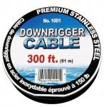 חוט פלדה ל-DOWNRIGGER דגם 999