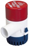 """משאבה לשאיבת מים וריקון הסירה / הבריכה 4160 ליטר שעה דגם GPH 1100 RULE ארה""""ב"""