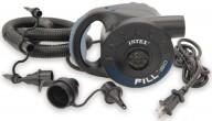 משאבת אוויר חזקה תוצרת Intex  הפעלה משקע ביתי 220 וולט דגם 66624