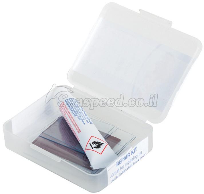 ערכת תיקון למתנפחים מזרונים ובריכות בקופסא תוצרת Bestway