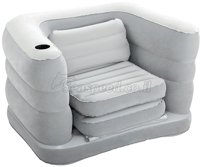 ספה ליחיד נוחה ההופכת למיטה תוצרת Bestway דגם 75065