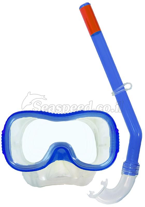 משקפת צלילה איכותית עם שנורקל לילדים ונוער תוצרת SwimWays