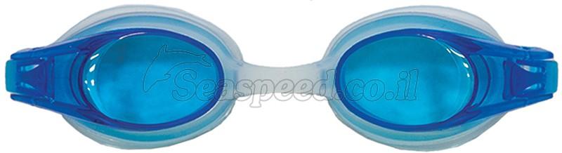 משקפי שחייה צלילה Fish Face Dolphin תוצרת SwimWays
