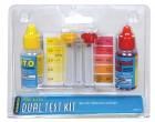 """ערכת בדיקה טיפות מקצועית שלוש בדיקות 3-Way Test Kits  לבריכה מק""""ט  22235"""