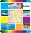 ערכת תיקון לבריכות מתחת למים תוצרת Bestway