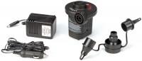 משאבה חשמלית תוצרת Intex המופעלת משקע ביתי 220 וולט וממצת הרכב 12וולט דגם 66632