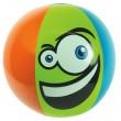 """כדור מתנפח איכותי לבריכת שחייה עם שלוש דמיות פנים  בקוטר 60 ס""""מ  מק""""ט  81128"""