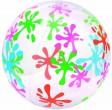כדור מתנפח Splash Beach Ball צבעוני ענק למשחק