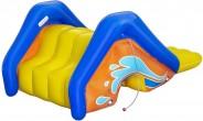 """מגלשה צפה לילדים בבריכה """"חפורה"""" מק""""ט 52453 Bestway"""