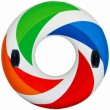 """גלגל ים גדול וצבעוני בקוטר 122 ס""""מ תוצרת Intex דגם 58202"""