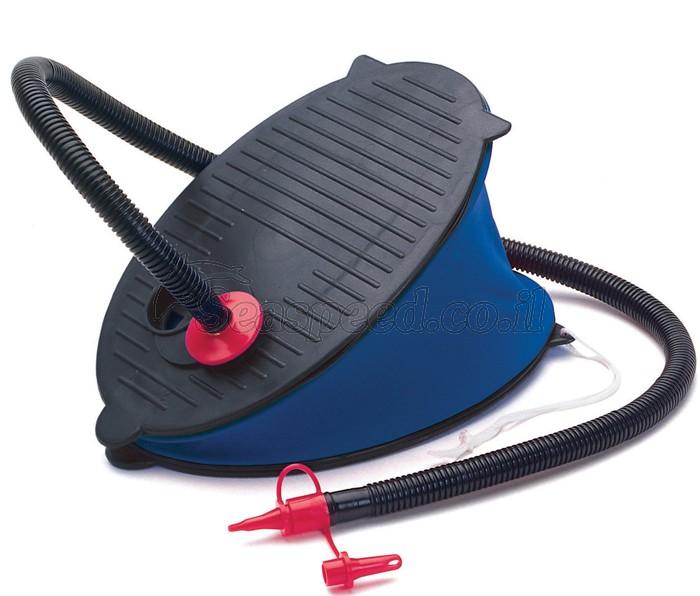 משאבת ניפוח רגלית דוחסת ויונקת 3 ליטר  Liters 3 Intex