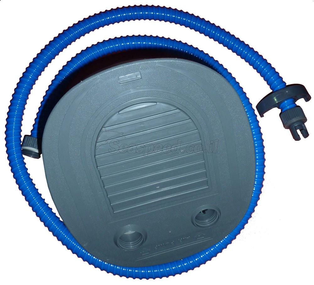 משאבת ניפוח מקצועית רגלית דוחסת ויונקת 6 ליטר  Liters 6 SEASPEED