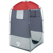 אוהל שירותים ניידים מרווח הקמה בין רגע