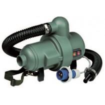 משאבת אוויר מקצועית עם בוסטר לניפוח דגם 6130207 BRAVO 230/2000 ML