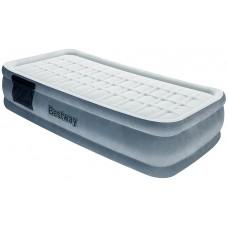 מזרון פרמייר ליחיד תוצרת Bestway כולל משאבת ניפוח אוויר חשמלית דגם 67558