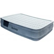 מזרון פרמייר זוגי רחב תוצרת Bestway כולל משאבת ניפוח אוויר חשמלית דגם 67560