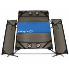 שולחן איכותי מתקפל לשפת הבריכה לקמפינג Portable Outdoor Table