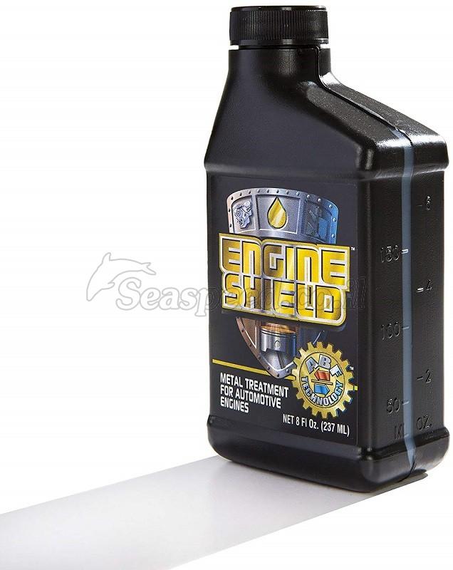 """תוסף שמן Fuel Shield במארז 118 מ""""ל"""