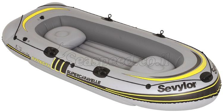 סירת גומי Sevylor XR106GTXK