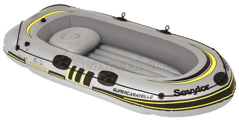 סירת גומי Sevylor XR86GTXK