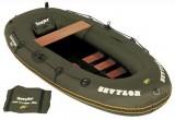 סירת דיג וחתירה מתנפחת FT280