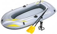 סירה מתנפחת איכותית לשני אנשים Raft Set דגם 61107 תוצרת Bestway