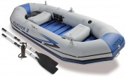 סט סירה לשלושה אנשים תוצרת  Intex  דגם  3  Mariner