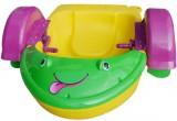 סירת פדלים לילדים הנעה בידיים - Turbo Speed II