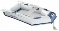 BT-06300WD Deluxe סירה מקצועית עם רצפת עץ למנוע חתירה ודיג
