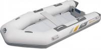 BT-06360WD Deluxe סירה מקצועית עם רצפת עץ למנוע חתירה ודיג