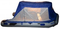 אוהל איכותי לסירה מתנפחת
