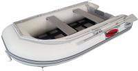 סירת גומי מקצועית מתנפחת לדייג חתירה ומנוע באיכות גרמנית HSS280D