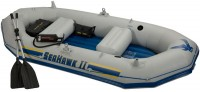 סירה מתנפחת המתאימה למטרות דייג חתירה ומנוע  SeaHawk II