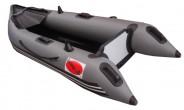 SK396 קיאק - סירה מקצועית עם רצפה מתנפחת בלחץ גבוה למנוע חתירה ודיג