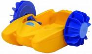 סירת פדלים לילדים הנעה בידיים - Turbo Paddler