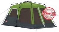 אוהל פתיחה בן רגע משפחתי ל-8 אנשים קולמן Coleman