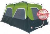 אוהל פתיחה בן רגע משפחתי ל-10 אנשים קולמן Coleman