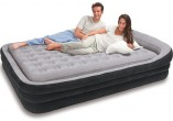 מיטה זוגית גבוה ההופכת לשני מזרונים זוגיים איכותיים עם שכבת נוחות כולל משאבת ניפוח חשמלית נפרדת דגם 66973