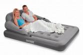 מזרון זוגי כולל משאבת ניפוח חשמלית ומשענת גב CONVERTIBLE LOUNGE BED  דגם 68916