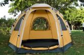 אוהל פתיחה מהירה משפחתי מרווח לשישה אנשים דגם שיאון  חדש !!!