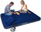 מזרון זוגי QUEEN CLASSIC SET BED דגם 68765  כולל שני כריות ומשאבה