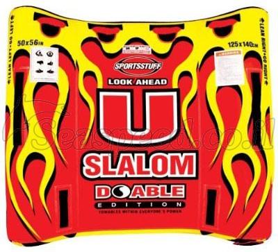 אבוב ביצועים ליחיד U Slalom