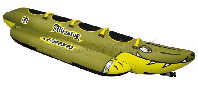 בננה לארבעה רוכבים של Jobe Aligator 4