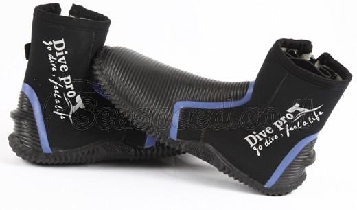 נעלי ניאופרן עם סוליה קשה
